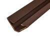 Lorient Is1515 Batwing Acoustic And Smoke Seal - 15 X 15 X 2100mm - Dark Brown