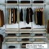 Elfa Wardrobe Kit 12 - Platinum
