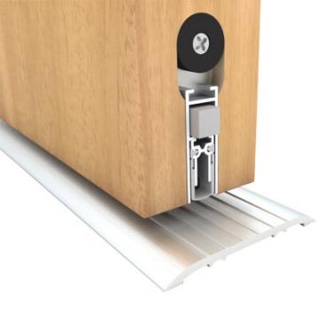 Norsound M-12 Ws Locking Sliding Door Acoustic Drop Seal - 1083mm