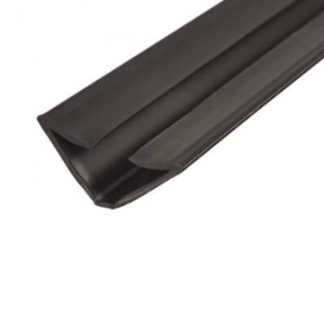 Lorient Is1212 Batwing Acoustic And Smoke Seal - 12 X 12 X 2100mm - Black