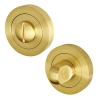 Touchpoint Turn & Release - Satin Brass