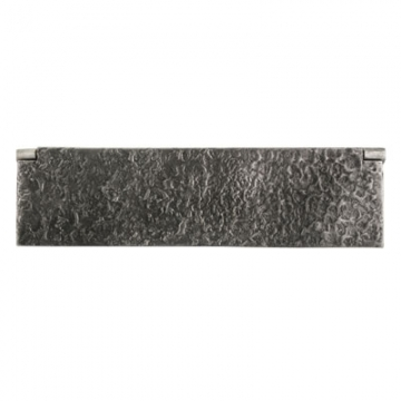 Louis Fraser Letter Tidy - 345 X 100mm - Antique Pewter