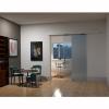 Kl▄g Softslide 90 Glass Door Track - 3000mm