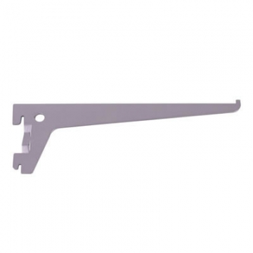 Aspect Single Slot Bracket - 300mm - Silver