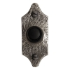 Louis Fraser Bell Push - 75 X 31mm - Antique Pewter