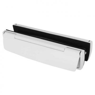 Hoppe Letter Plate - 310mm X 76mm - White