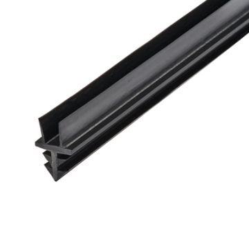 Lorient Firtree Acoustic And Smoke Seal - 2100mm - Black