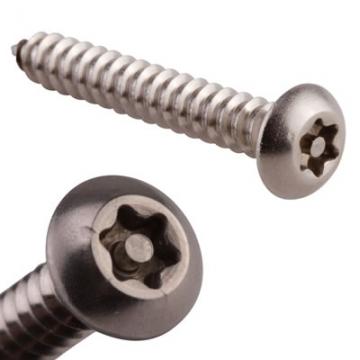Hafren 6-lobe Pin Self Tapping Screws - 6 X 3/4