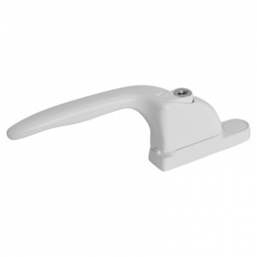 Yale® Off Set Window Handle - Left Hand - White