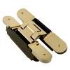 Simonswerk Tectus Te240 3d Hinge - 155 X 21mm - Polished Brass