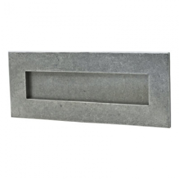 Olde Forge Letter Plate - 266 X 108mm - Pewter