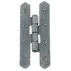 Olde Forge H Hinge - 102 X 41mm - Pewter