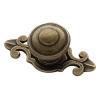 Crofts & Assinder Canterbury Cabinet Knob - 31mm - English Bronze