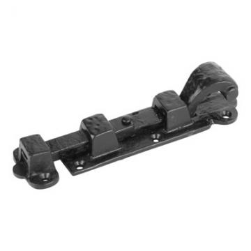 Elden Blacksmith Straight Bolt - 203mm - Antique Black Iron