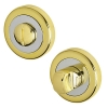 Morello Turn & Release - Polished Brass/chrome
