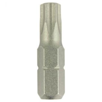 Addax Timco Steel Driver Bits - Torx - T30 - 25mm - Pack 10