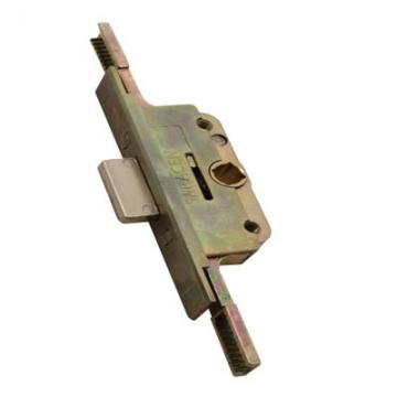 Aubi/saracen Pvcu Straight Window Lock Gearbox - 22mm Backset - 11.5mm Deadbolt