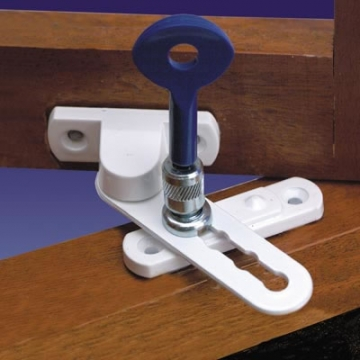 Yale® Child Safety Window Restrictor - White - Pack Of 1