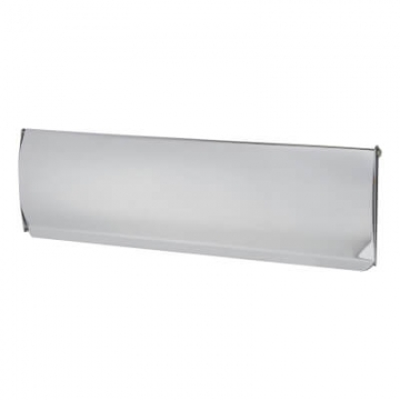 M Marcus Interior Letter Tidy - 304 X 93.4mm - Polished Chrome