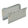 Motion Innobox Metal Drawer Runner Pack - (h) 118mm X (d) 400mm - Silver Grey