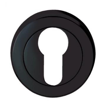 Carlisle Brass Escutcheon - Euro - Black Nickel