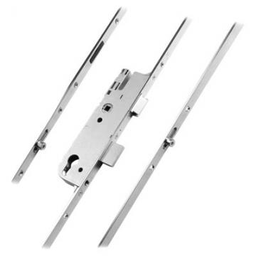 Gu Ferco Extendable Multipoint Door Lock - 2 Roller - 92mm Centres - 35mm Backset - Upvc / Timber