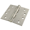 Enduro Twin Ball Bearing Hinge - 102 X 102 X 3mm - Satin Stainless Steel