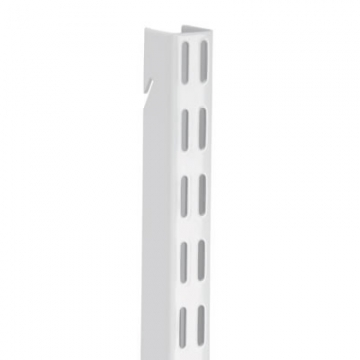 Elfa Hanging Wall Bar - 1500mm - White
