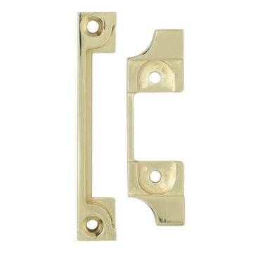 Altro 12.5mm Rebate Kit To Suit Heavy Duty Tubular Latch - Electro Brass