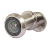 Steelworx Swe1010 Stainless Steel Large Door Viewer 200 Deg - Satin Stainless