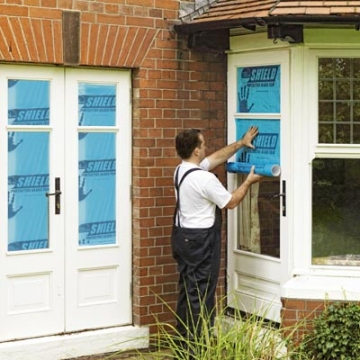 Timco Window Protector - 0.6 X 25 Metres