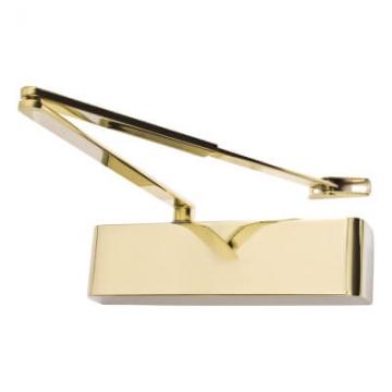 Rutland® Ts9204.bc Door Closer - Brass Plated