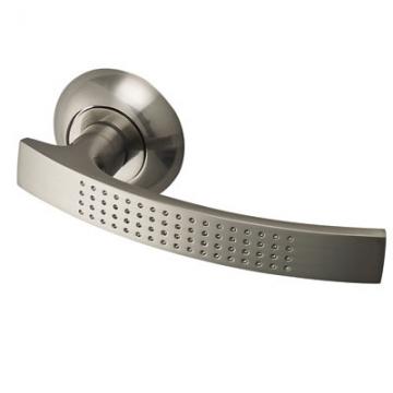 Elan Mondello Door Handle - Satin Nickel