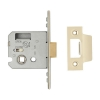 A-spec Heavy Duty Flat Latch - 66mm Case - 44mm Backset - Pvd Brass