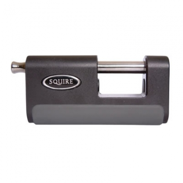 Squire Maximum Security Shutter Padlock - 112mm - Keyed To Differ
