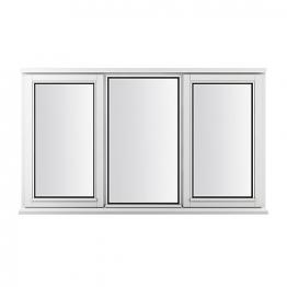 Stormsure Softwood Plain Casement 24mm Fully Glazed Window 1765 X 1195mm Lew312cc