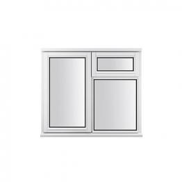 Stormsure Softwood Plain Casement 24mm Fully Glazed Window 1195 X 1195mm Lew212cvas