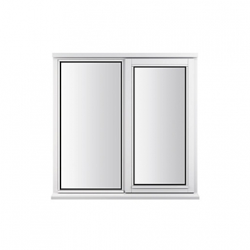 Stormsure Softwood Plain Casement 24mm Fully Glazed Window 1195 X 1045mm Lew210copp