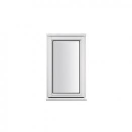 Stormsure Softwood Plain Casement 24mm Fully Glazed Window 625 X 1195mm Lew112copp