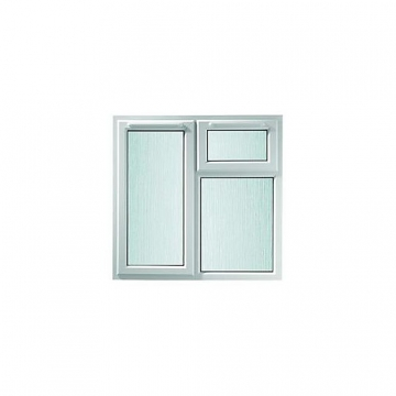 Upvc Window 3pcase Shd6 Stip 1190mm X 1040mm