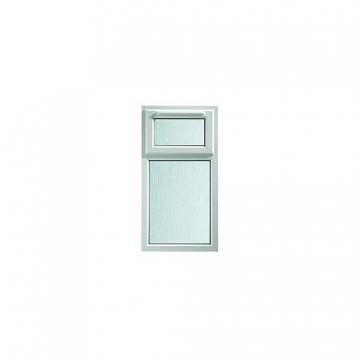 Upvc Window Shield6 White Stp 610mm X 1040mm