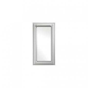 Upvc Window Lh Shield6 White 610mm X 1190mm