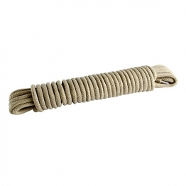 4trade Sash Cord Waxed Cotton No5 10m