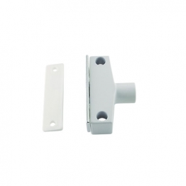 4trade Window Snaplock White Pack Of 2 & Key