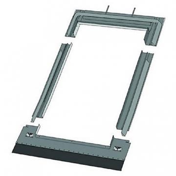 Keylite Deep Tile Roof Flashing 660mm X 1180mm Dtrf03