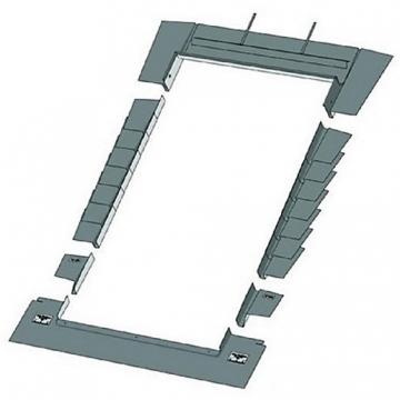 Keylite Plain Tile Roof Flashing 780mm X 980mm Ptrf04