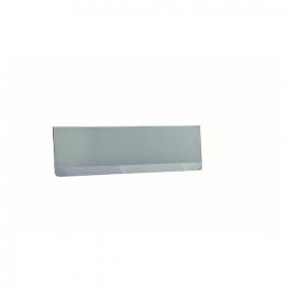 4trade Chrome Letter Flap Internal 275mm X 84mm