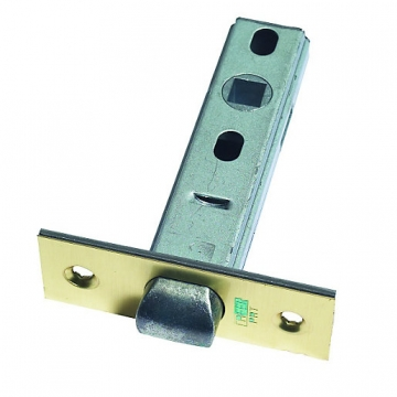 Urfic Rt903-60-01tbl Tubular Latch Brass Plated 75mm