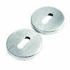 Urfic Escutcheon Standard Lock Satin Nickel