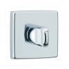 Urfic Wc Square Escutcheon Chrome 61/5235/22